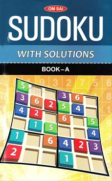 Sudoku With Solution Book A