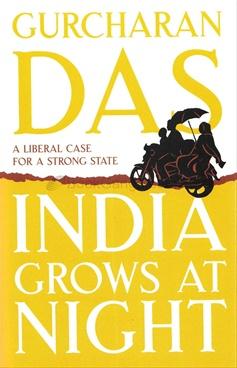 India Grows At Night