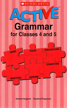 Active Grammar for Class 4 and 5