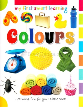 My First Smart Learning Colours
