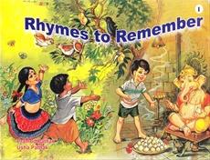 Rhymes To Remember - I, II, III( Set )