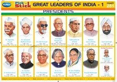 Pick 'n' Stick Great Leaders Of India - 1