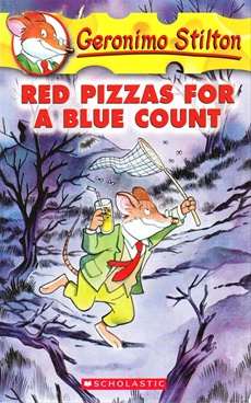 Red Pizzas For A Blue Count 7