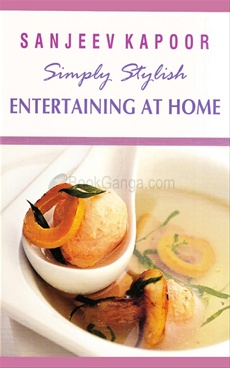 Simply Stylish Entertaining at home