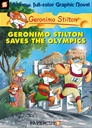 Geronimo Stilton : Geronimo Stilton Saves The Olympics