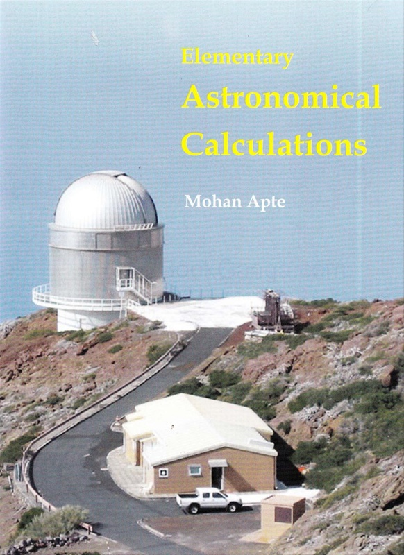 Elementary Astronomical Calculations