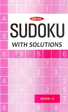 Sudoku With Solution Book 2