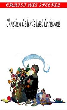 Christian Gellerts Last Christmas