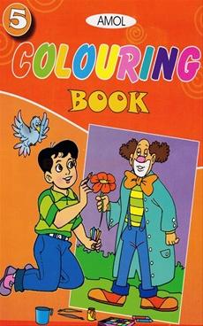 Colouring Book 5