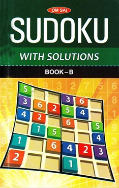 Sudoku With Solution Book B