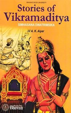 Stories Of Vikramaditya.