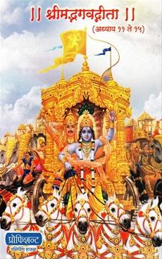 Shrimad Bhagavadgeeta 11 Te 15