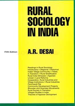 Rural Sociology In India