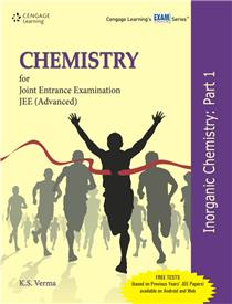 Inorganic Chemistry for Joint Entrance Examination JEE (Advanced)