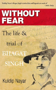 Without fear life of bhagat singh bookganga without fear life of bhagat singh fandeluxe Images