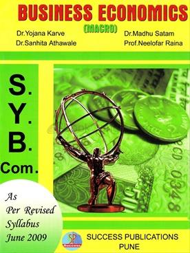 Business Economics - (Macro) S.Y.B.Com.