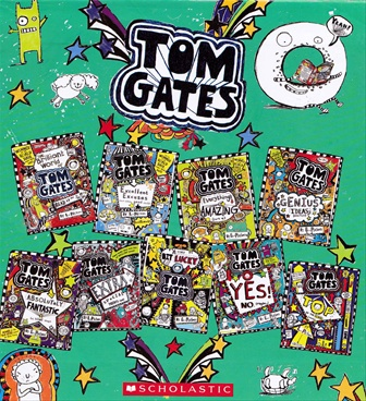 Tom Gates Boxed Set
