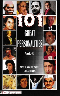 101 Great Personalities 3