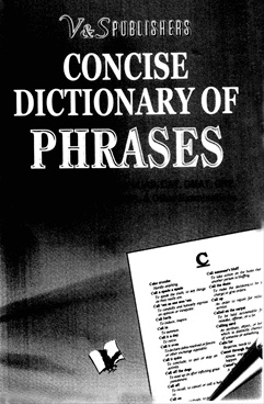 Concise Dictionary Of Phrases (Big Size)