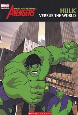 Marvel: The Avengers Hulk Versus The World
