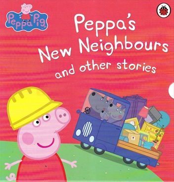 Peppa's New Neighbours And Other Stories Box Set