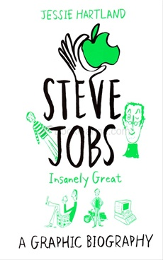 Steve Jobs: Insanely Great (Lead Title)