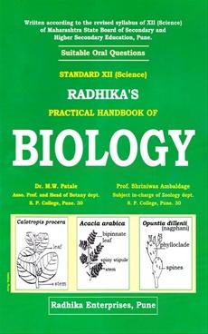 Practical Handbook Of Biology