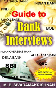 Guide To Bank Interview