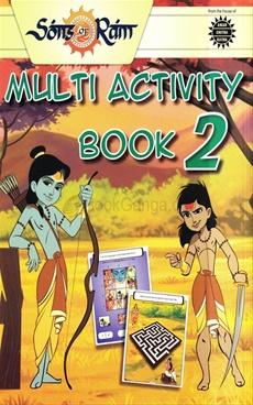 Sons Of ram Multi Activity Book 1