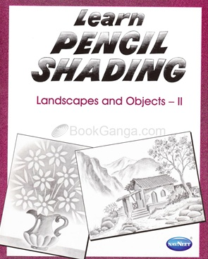 Learn Pencil Shading Landscapes & Objects - 2