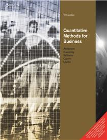 Quantitative Methods for Business Edition - 12