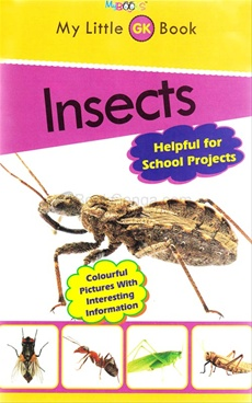 My Little GK Book : Insects