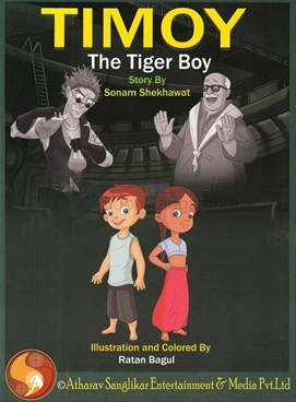 Timoy - The Tiger Boy