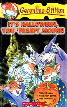 Its Halloween You Fraidy Mouse 11
