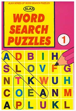 Word Search Puzzles - 1