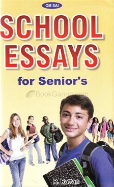 School Essays (For Senior's)