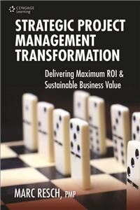 Strategic Project Management Transformation (HB)