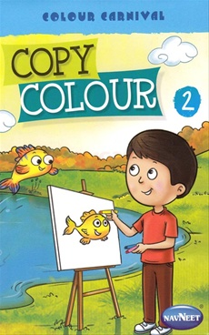 Colour Carnival Copy Colour Book - 2