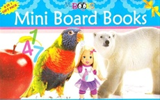 Mini Board Book -6 Book Set