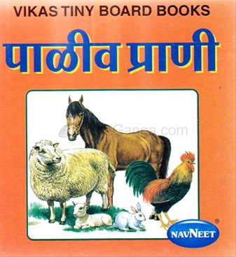 Tiny Board Book Paliv Prani