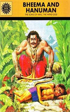 Bheema And Hanumana
