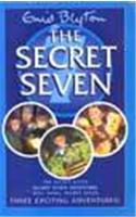 SECRET SEVEN BIND-UP 1-3