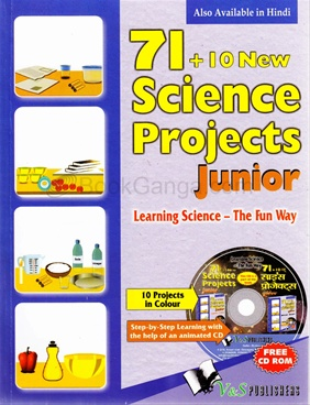 71+10 New Science Projects Junior