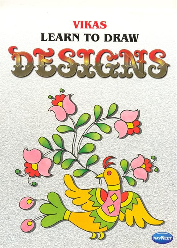 Vikas Learn To Draw Designs