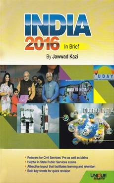 India 2016 In Brief