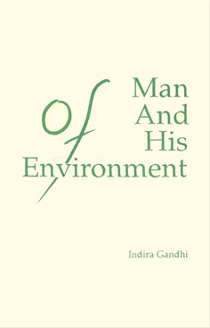 Of Man and His Environment