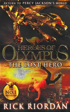 HEROES OF OLYMPUS : THE LOST HERO(PB)