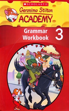Geronimo Stilton Academy Vocabulary Workbook Level 3