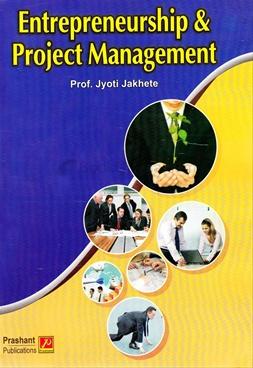 Entrepreneurship & Project Management MBA Sem-III