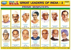 Pick 'n' Stick Great Leaders Of India - 2